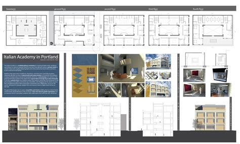 architecture presentation template architecture villa image architecture presentation board