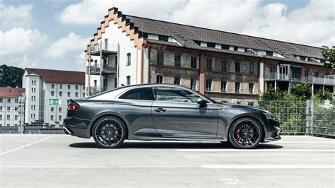 Audi Rs5 Coupe Black by 2018 Audi Rs5 Coupe Already Available With Abt Power Upgrade