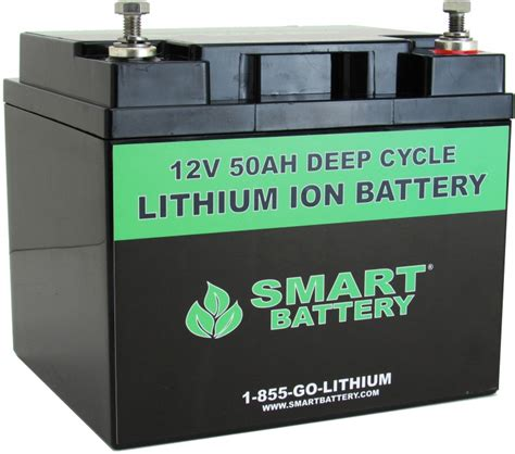 lithium ion boat battery lithium trolling motor batteries