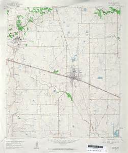 waller map topographic maps perry casta 241 eda map collection