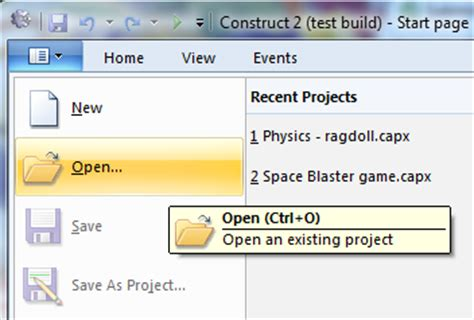 construct 2 xml tutorial importing gamemaker rooms and objects to construct 2 free