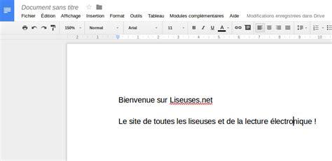 format epub liseuse exporter vos documents google en epub
