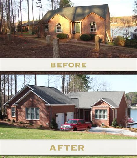 top 28 homes remodeled before and after home remodel