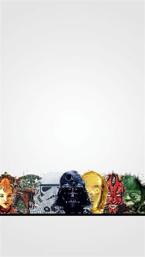 wallpaper iphone 6 yoda 50 star wars iphone wallpapers for free download