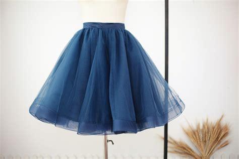 navy blue horsehair tulle skirt tulle skirt tutu