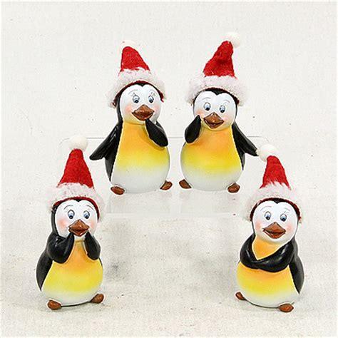 wann kommt die pinguine aus madagascar ins kino weihnachts pinguine polystein farbig gestaltet handbemalt