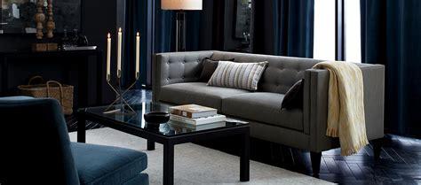 living room inspiration ideas crate and barrel