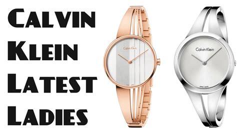 Ck New calvin klein watches 2018 calvin klein new