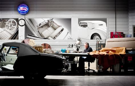 Auto Upholstery Shop by Auto Restoration Rm Auto Restoration Leading Car