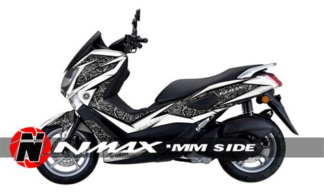 Cover Radiator Nmax Gold 2271 Motor N Max Bagus Murah Grosir yamaha n max n max nmax custom decal sticker graphic kit ebay