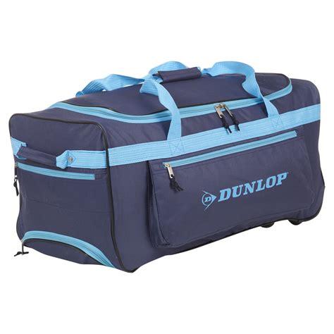 Souvenir Sport Bag Printedtas Tenteng 65 dunlop sports travel bag trolley handle wheels luggage