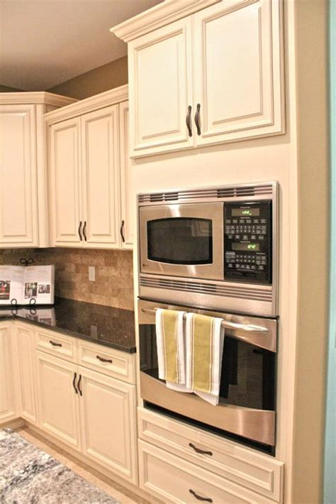 kitchen cabinet for wall oven 40 best images about kitchen idea s on cherry