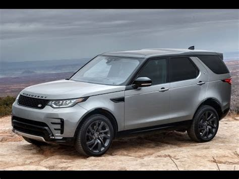 land rover discovery 5 hse si6 dynamic design package 2018