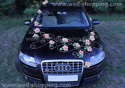 Hochzeitsschmuck Für Auto by Dekoration F 252 R Hochzeit Auto Execid