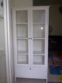white bookcase with glass doors sale ikea smadal bookcase with glass doors reserved rm260