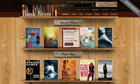 Opencart Bookstore Template by Book Store 2 0 Opencart Template Id 300111896 From