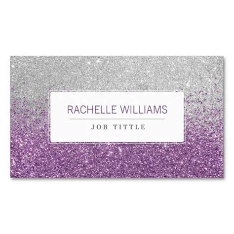 sparkle business card templates 1210 best images about glitter sparkle business cards on
