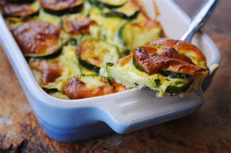 cosa cucinare al forno tortino di zucchine al forno con uova ricetta leggera