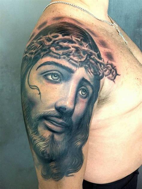 tattoo jesus cristo nas costas portal tattoo tatuagem de jesus cristo feito por um dos