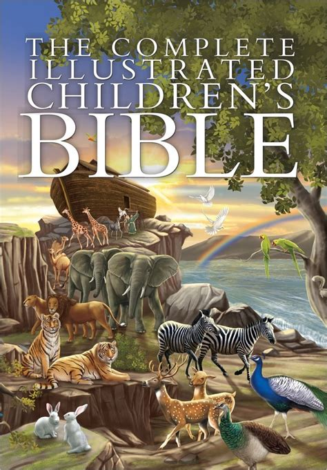 picture books for children pdf the complete illustrated children s bible