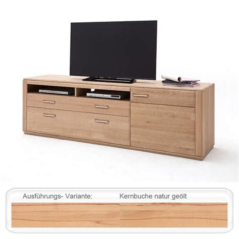 tv schrank kernbuche lowboard senta 11 kernbuche 224x70x51 cm tv m 246 bel tv
