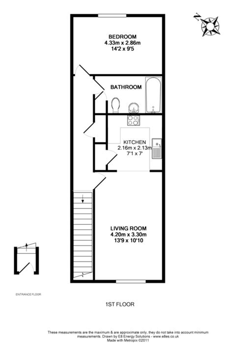 oxford one bedroom flat 1 bedroom flat plan drawing