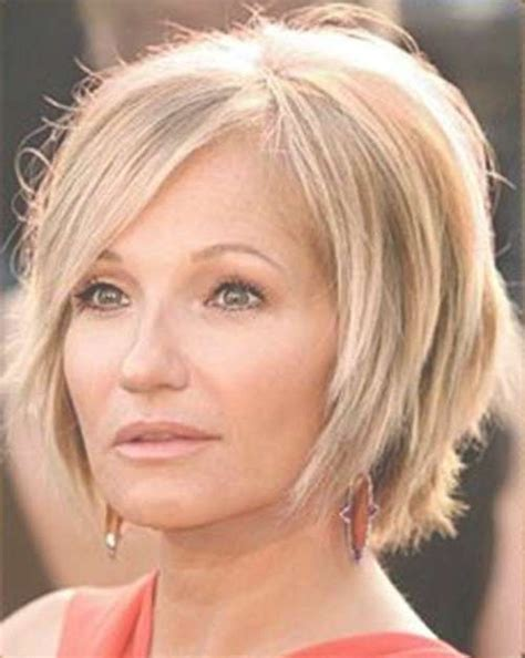 15 collection of bob hairstyles for old women with thin hair 15 best collection of bob haircuts for mature ladies