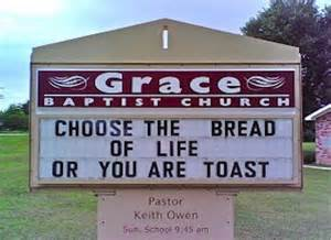 19 hilarious church signs you won t believe are real they