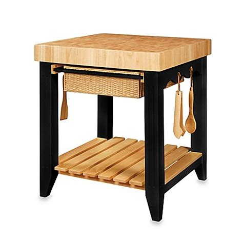 powell color story black butcher block kitchen island color story black butcher block kitchen island bed bath