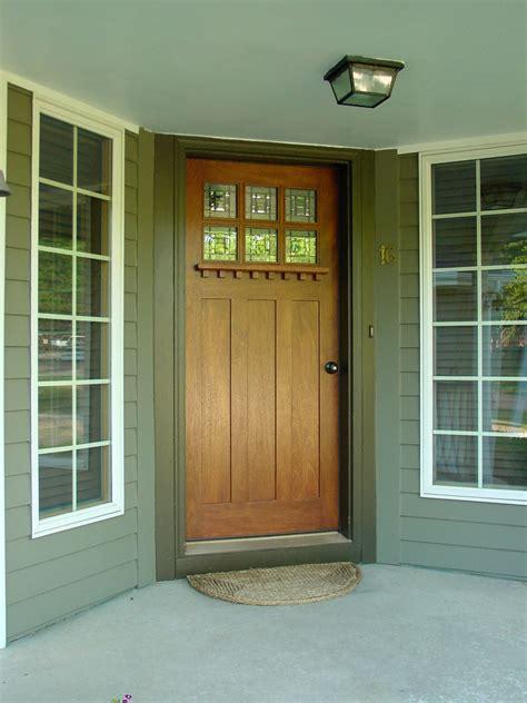 Front Doors Craftsman Style Craftsman Style Doors
