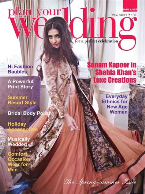 List Of Wedding Magazines by Wedding Magazine Advertising In India