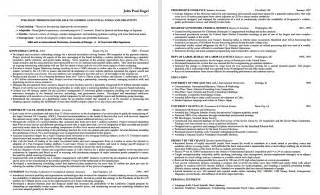 Resume Samples Zip by Specific Advice For A Standout Resume Ziprecruiter