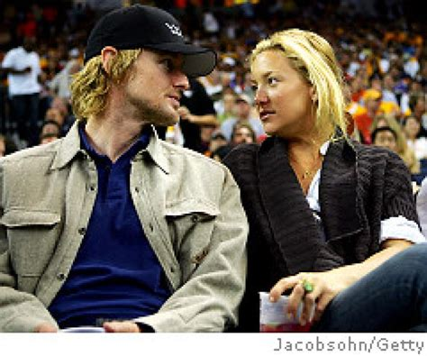 Is It For Kate And Owen by Owen Wilson C To Hudson Back Ny Daily News