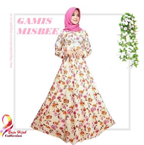 Gamis Wafle Motif Bunga gamis misbee motif bunga rp 110 000 baju