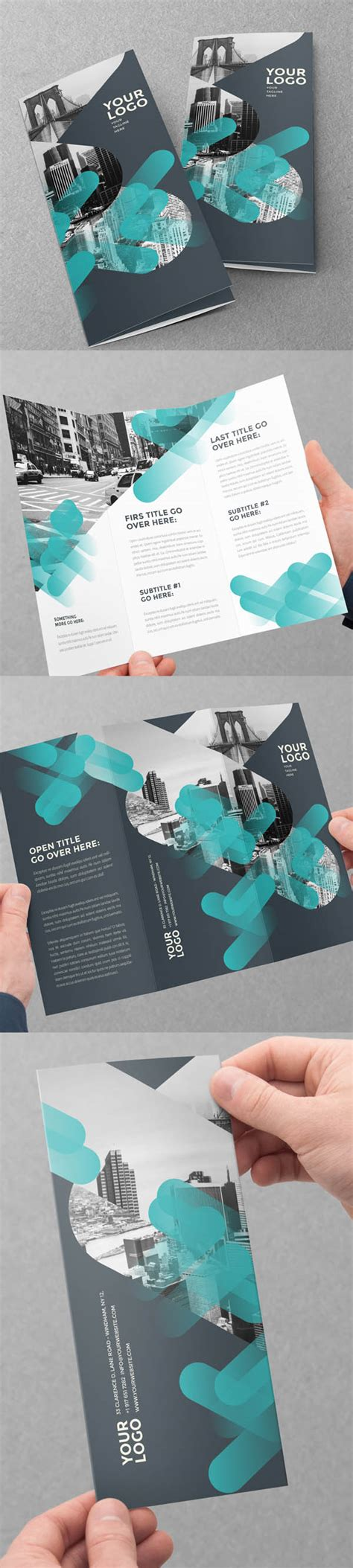 brochure designs best 10 best corporate business brochure designs for