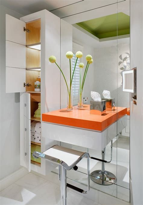 Mirror Ideas For Bathrooms awesome lighted makeup mirrors decorating ideas gallery in