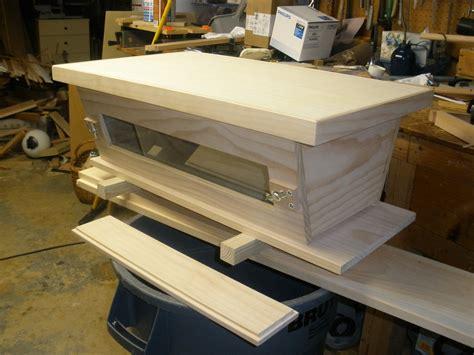 top bar bee hive by sval229 lumberjocks