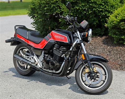 1985 Suzuki Gs1150e File 1985 Suzuki Gs1150e Right Side View Jpg Wikimedia