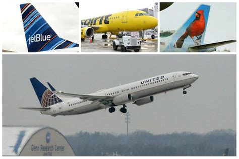 cleveland airfare analysis where prices dropped the most and where they remain