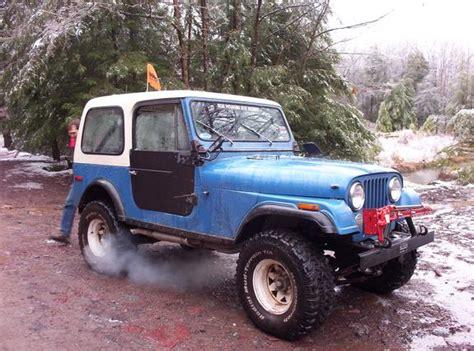 jeep cj for sale in pa bkcbe 1977 jeep cj7 specs photos modification info at
