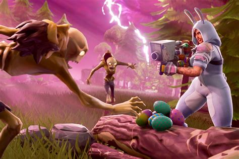 fortnite update fortnite update adds guided missiles easter egg launchers