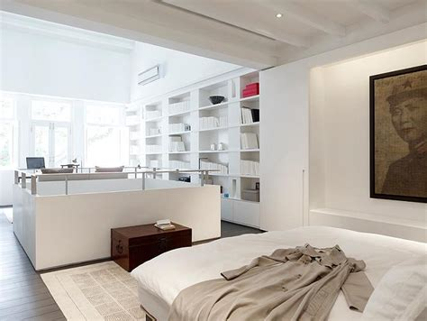 long narrow bedroom an elegant solution to a long and narrow space 171 twistedsifter