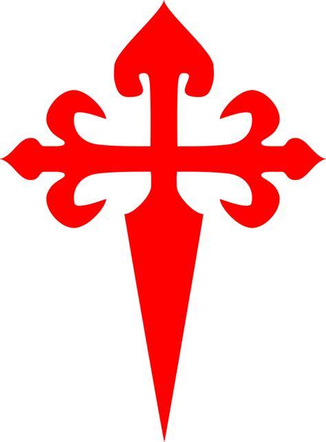 imagenes de cruces latinas cruz de santiago wikipedia la enciclopedia libre