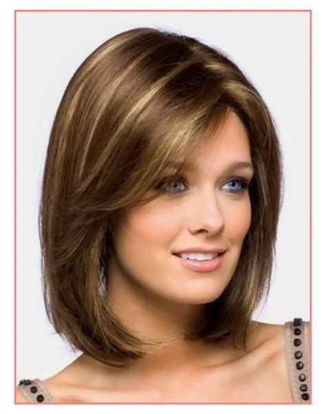 best medium length haircut for narrow face women haircuts women medium length haircuts for diamond faces