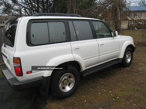 toyota land cruiser 1997 1997 toyota land cruiser fzj80