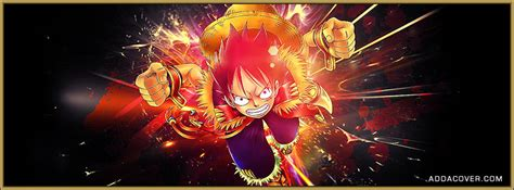fb one piece one piece luffy facebook covers one piece luffy fb