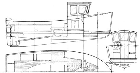 offshore fishing boat plans 26 skellig wood fishing workboat