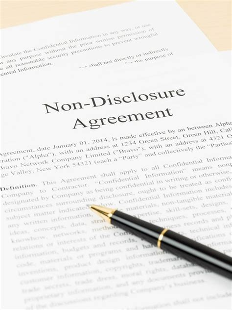 non disclosure agreements personal injury settlements and non disclosure agreements