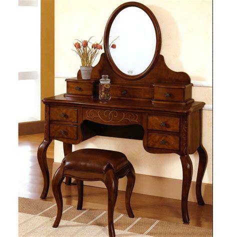 Fashioned Vanity Sets by Classic Vanity Set Kartini Furnindo