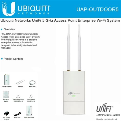 Ubiquity Ap Outdoor5 Uap Outdoor 5 Unifi Uap Outdoor ubiquiti uap outdoor 5 unifi uap outdoor 5ghz unifi access point 802 11n